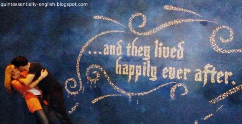 ...and they lived happily ever after at Disney's California Adventure