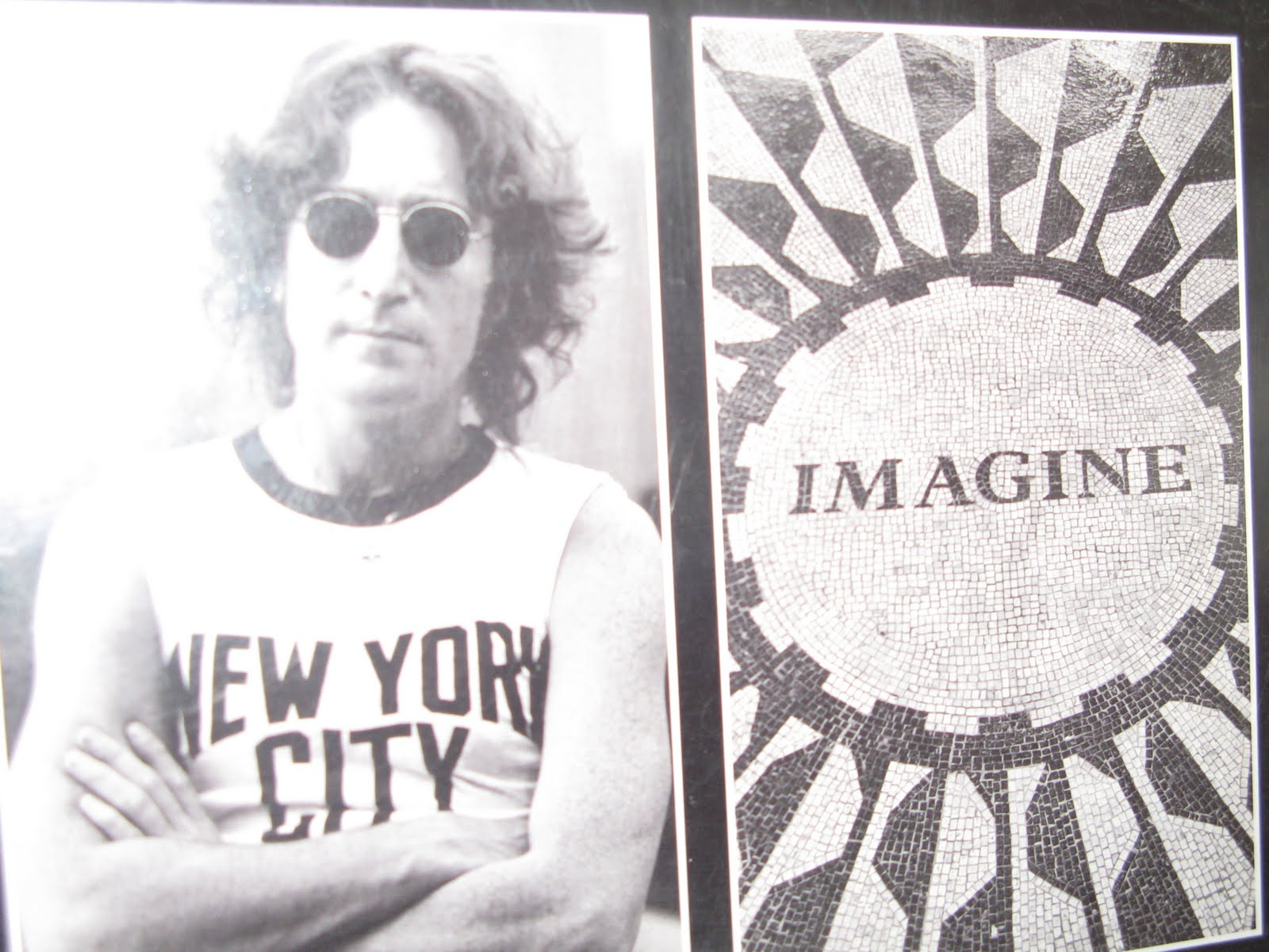 The Entrance Is Located On Central Park West At 72nd Street Across From Dakota Building Where Lennon And Yoko Ono Lived