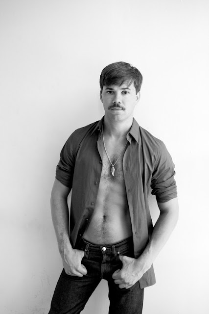 Andrew Rannells by Terry Richardson
