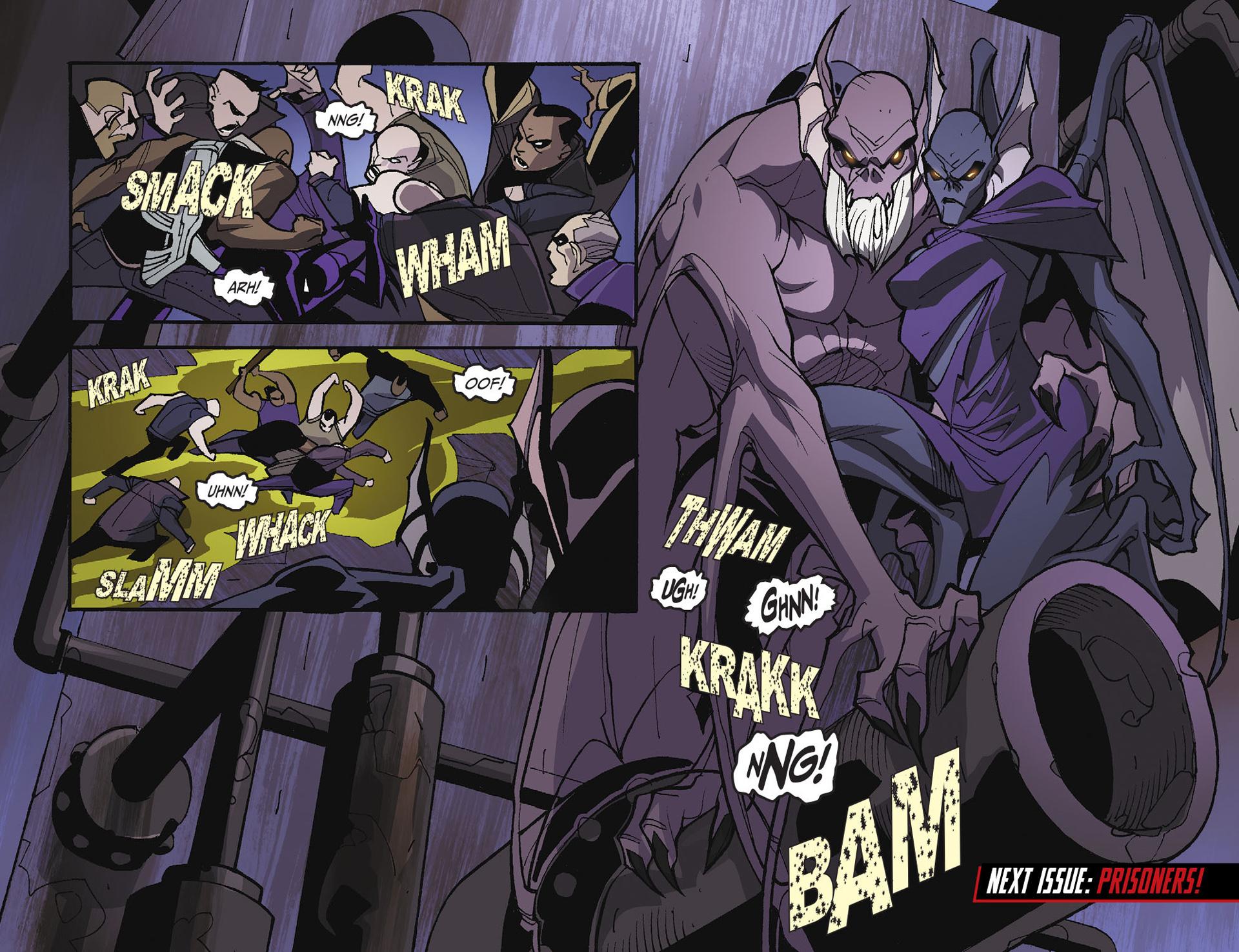 Batman Beyond 2.0 #12 #29 - English 22