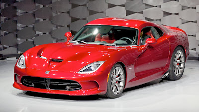 The New Generation Dodge SRT Viper 2013
