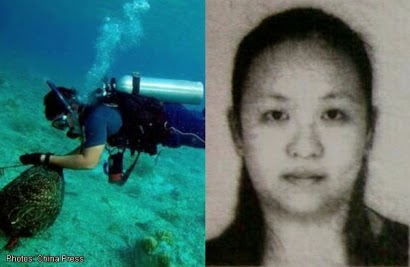 S pore woman drowns during diving trip at Tioman Islands