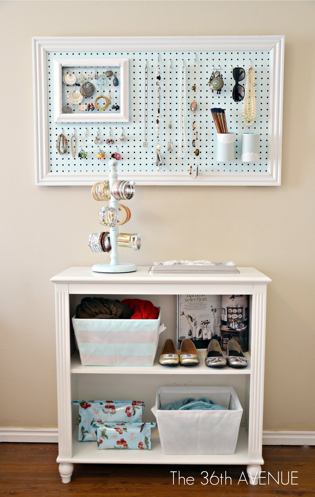 Cute Pegboard Accessories