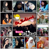 Co_Rabians..Love u all so much... Susah Senang Sama2....
