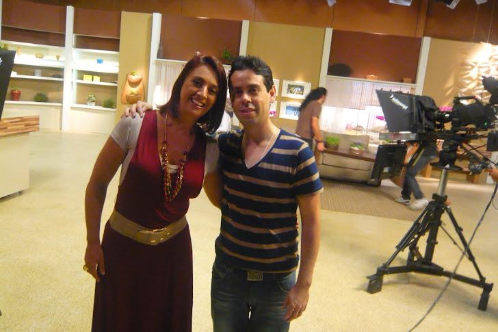 TV Gazeta progrma Mulheres com Catia Fonseca , Tema : Casamento.
