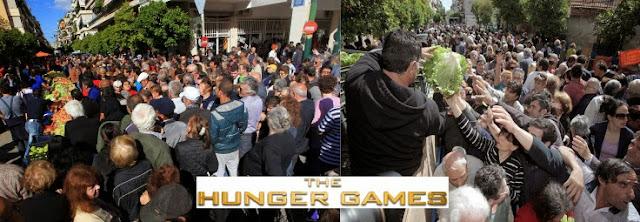 Ελληνικοί αγώνες πείνας