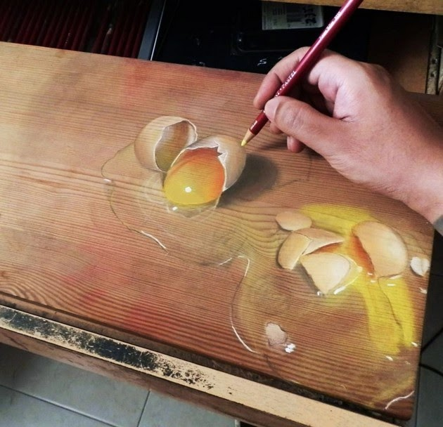 wooden drawings