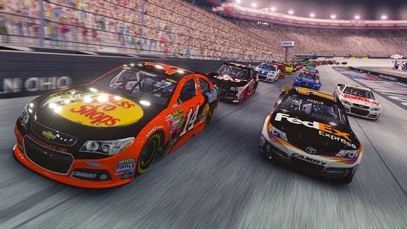 NASCAR 2014 Games