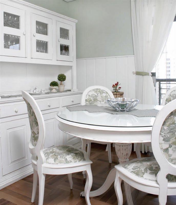 decoracao de interiores sala de jantar:Sala Jantar Provençal