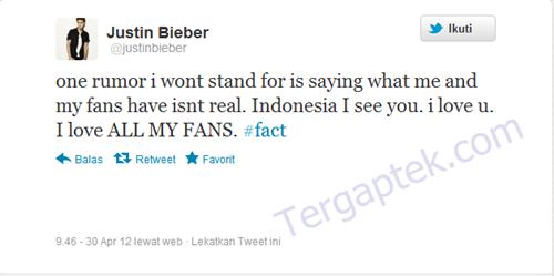 twitter justin bieber indonesia
