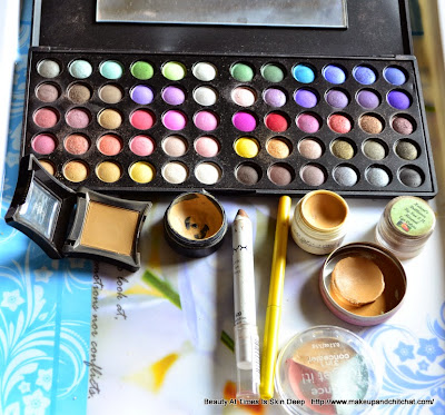 makeup products for fresh face