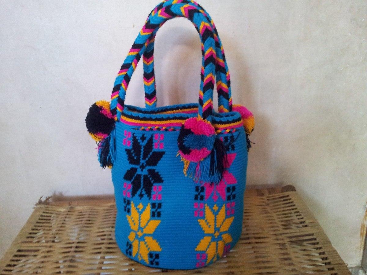 Mochilas Wayuu y Bolsos Wayuu con Hermosos Diseños y Colores Mochilas wayuu y Bolsos wayuu con diseño
