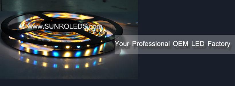 SUNROLEDS  -- HELP YOU ON LEDS
