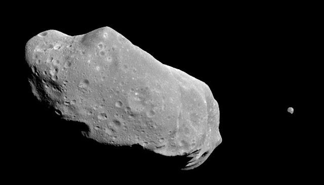 Asteroides: se pueden comprar en USA