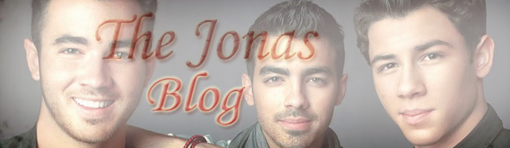 The Jonas Blog