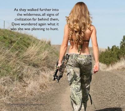 Hunting femdom