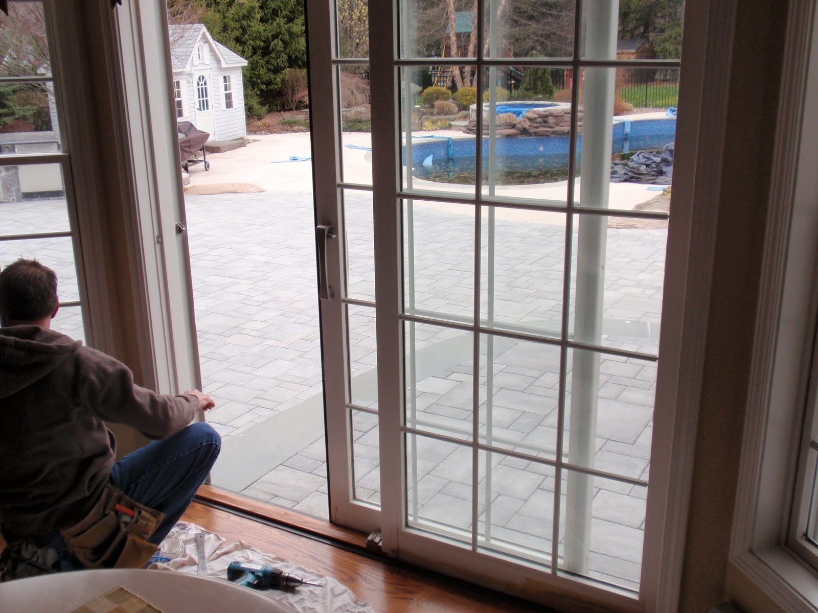 Replacing A Sliding Glass Door