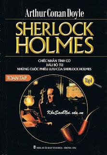 Thám Tử Sherlock Holmes [Mp3 - PDF]