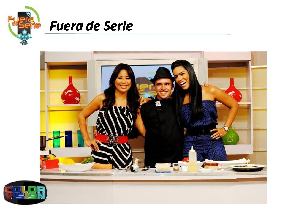 Programa fuera de serie llega a color visi n fiestas for Fuera de karina