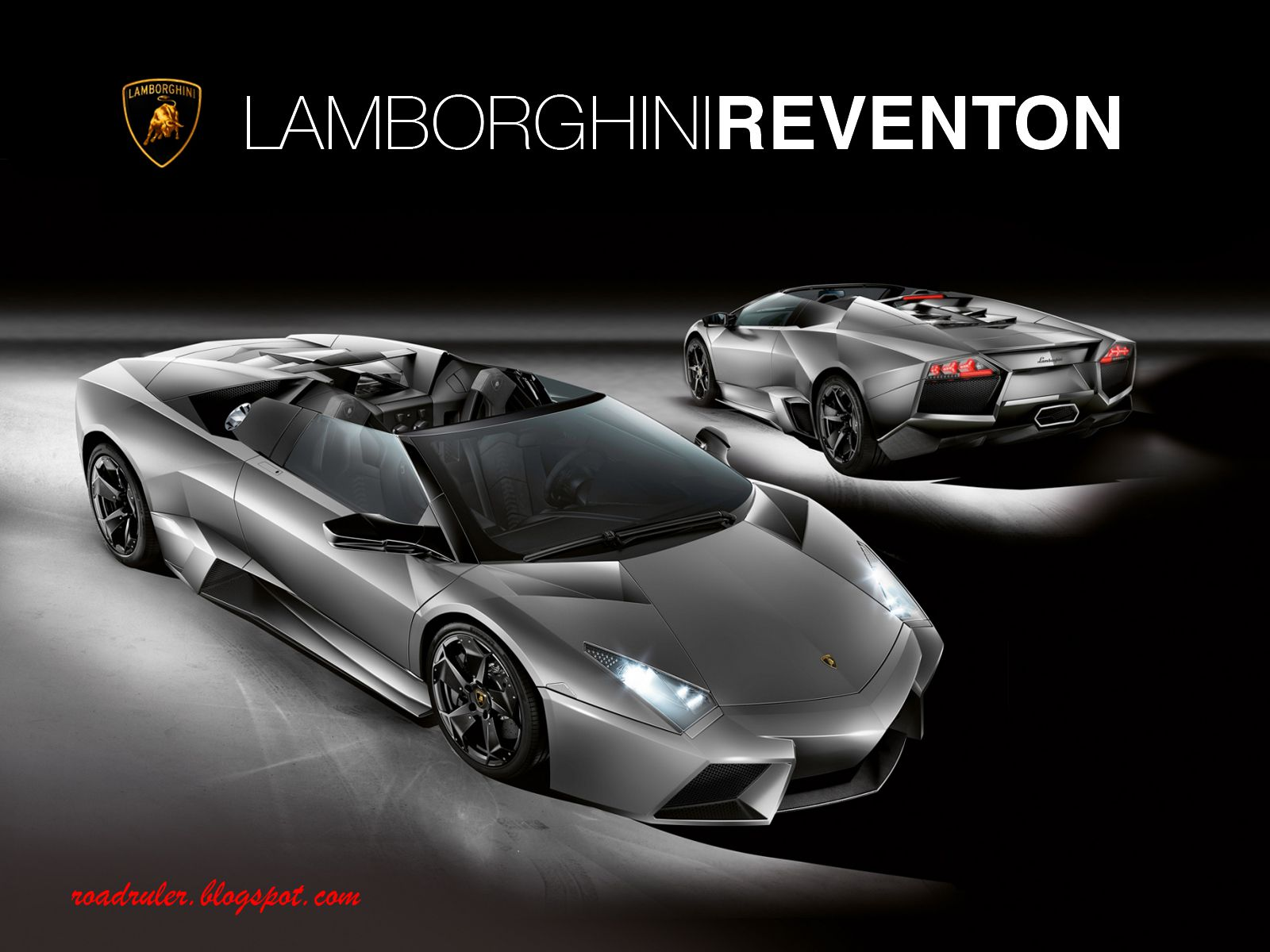 Charmant Lamborghini Reventon Roadster
