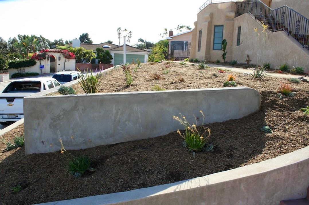 backyard hardscape renovation san diego