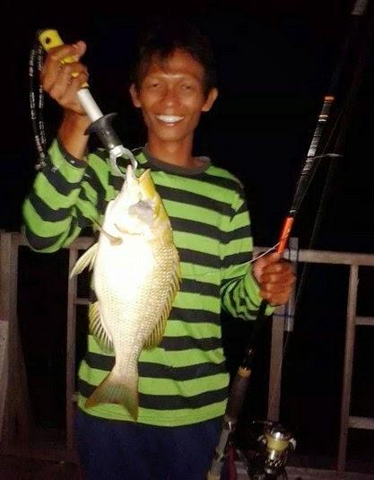 Strike Ikan Aso