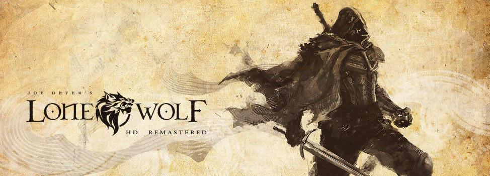 Joe Devers Lone Wolf HD Remastered PC Full Español