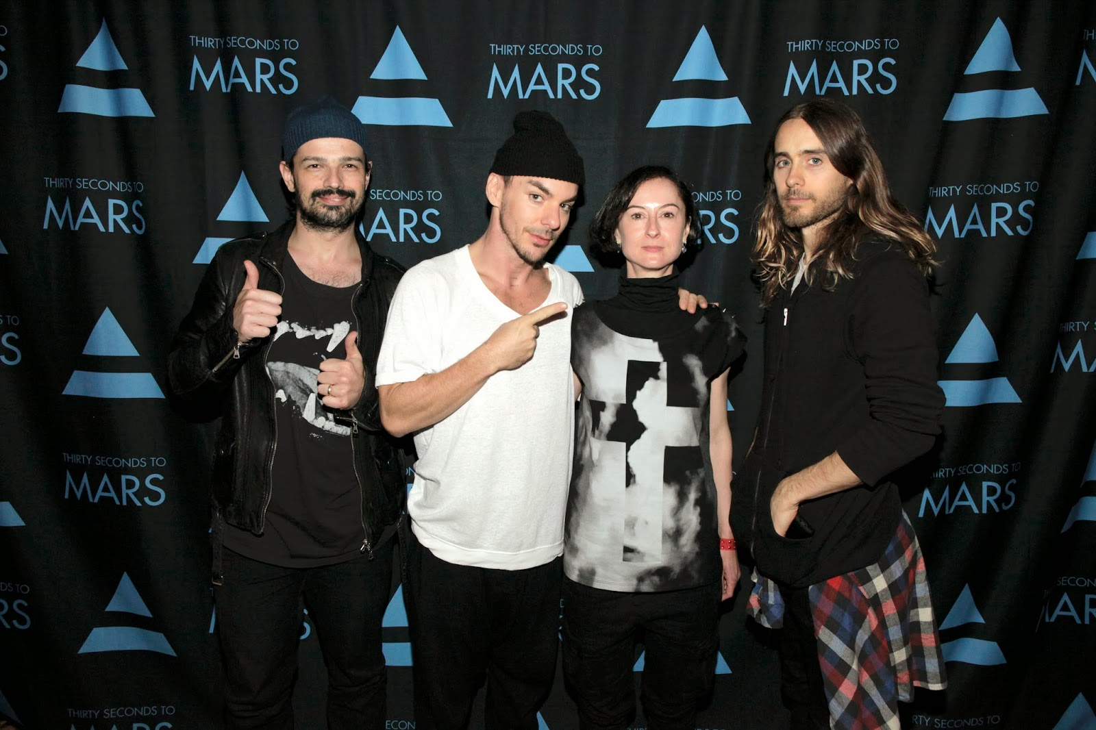 meet and greet 30 seconds to mars mexico 2014
