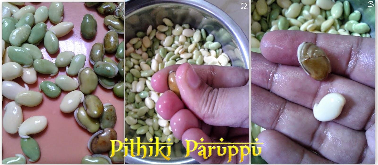Pithiki-Paruppu