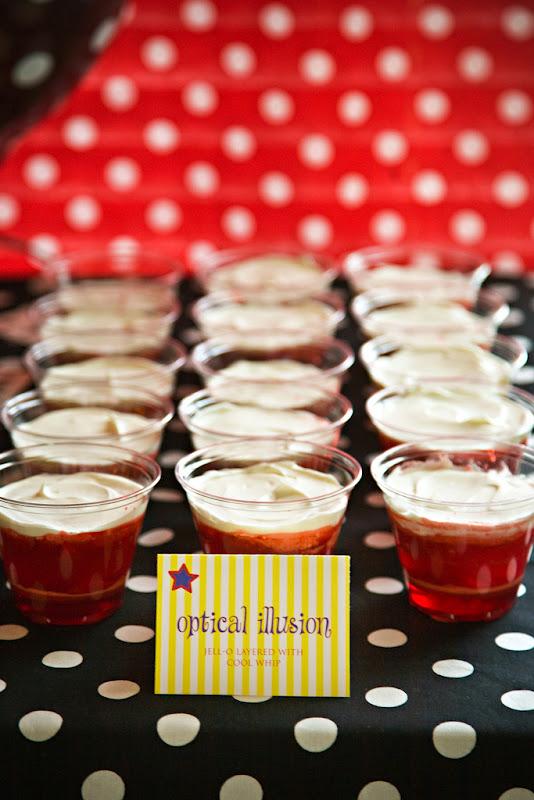 Kara's Party Ideas Magic Themed 3rd Birthday Party | Kara's Party ...