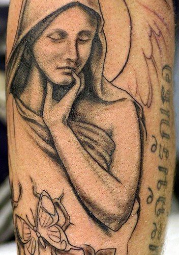 Guardian Angel Tattoos ,Angel Tattoos ,tattoos