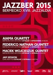 Festival de Jazz-  Bermeo - 2015