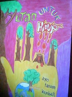Poster Lingkungan Hidup