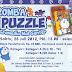 Lomba Puzzle di Gramedia Sunter