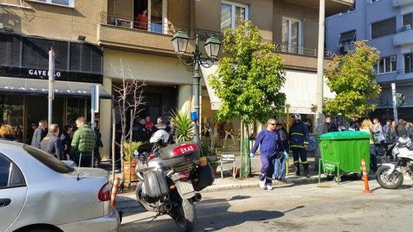 Νεκρό 13χρονο παιδί που έπεσε από πολυκατοικία στην Θεσσαλονίκη! ΒΙΝΤΕΟ