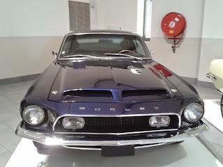 Franshoek Motor Museum Shelby