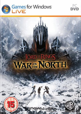 lord of the rings computer games for free