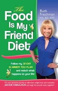 The Food Is My Friend Diet Book