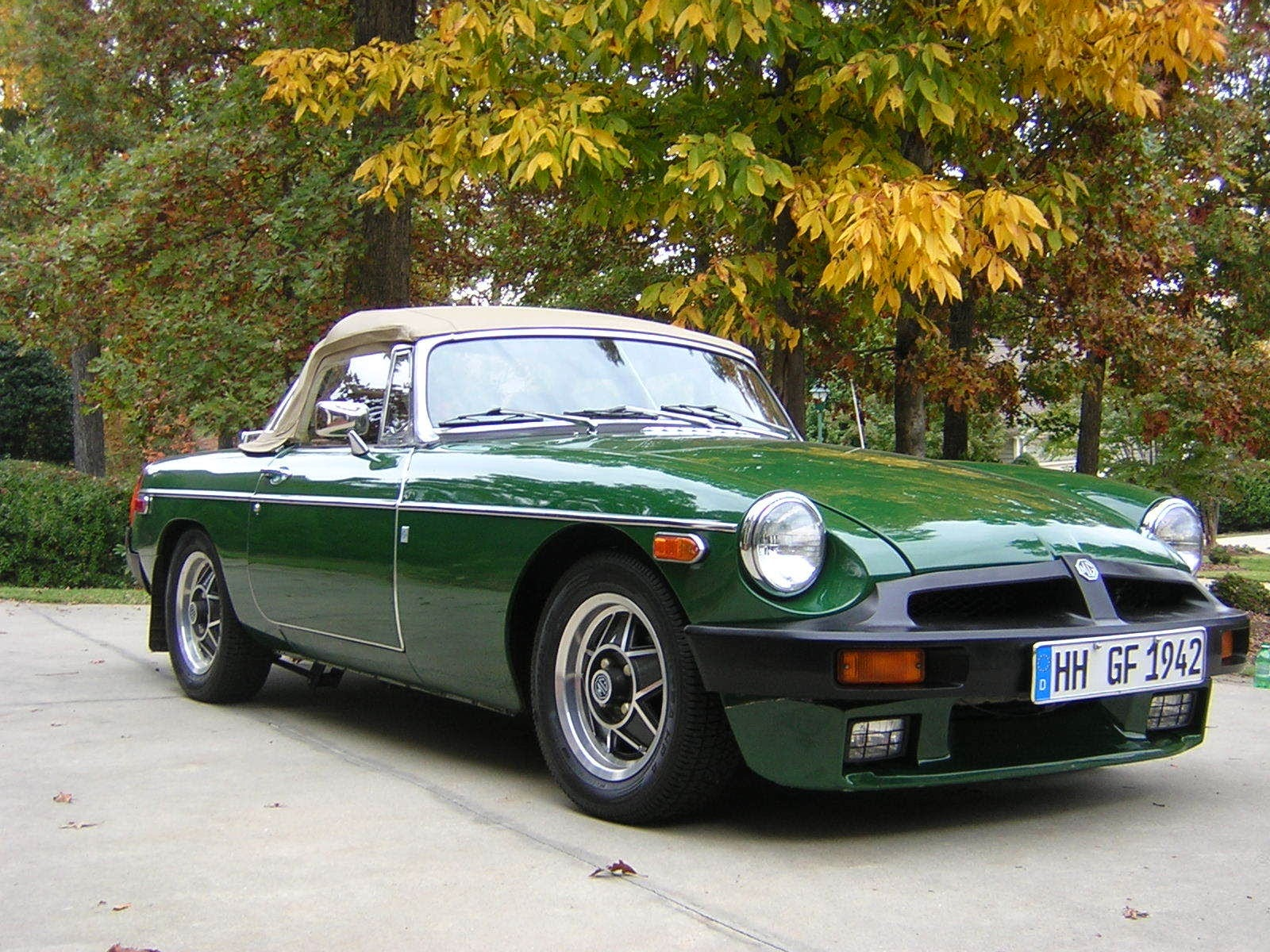 Daily Turismo 10k Super Swap Saturday 1977 Mg Mgb Rover V8