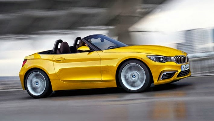 2017 Bmw Z2 Image Rendering Review New Cars Review