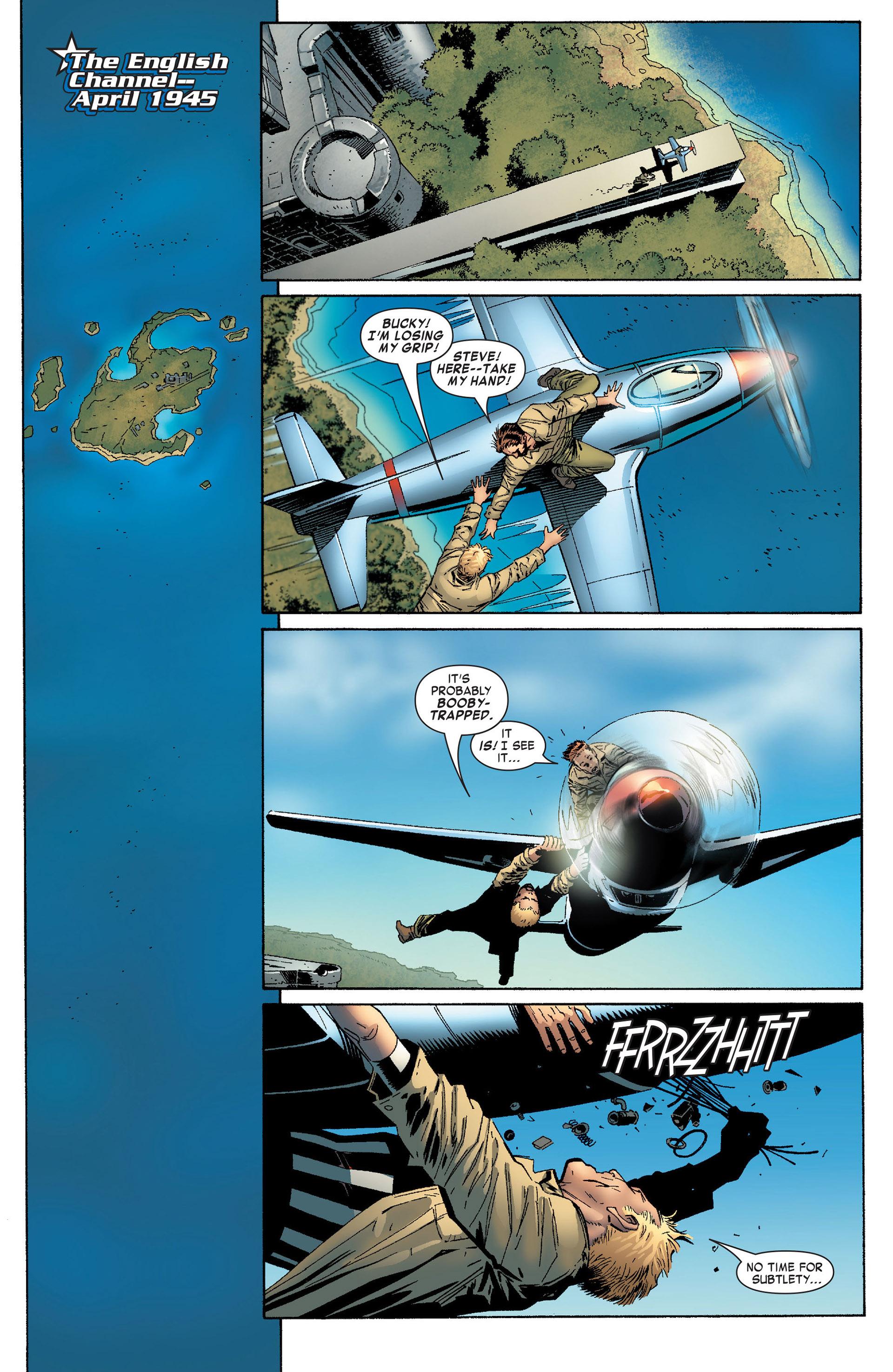 Captain America (2005) Issue #10 #10 - English 4