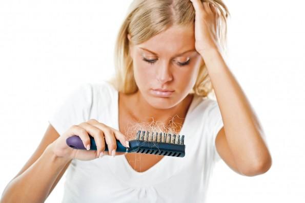 Retinol la solución para los cabellos de la máscara