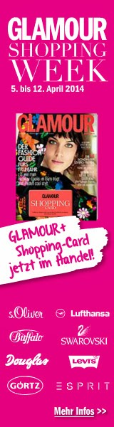 Glamour Shopping-Week