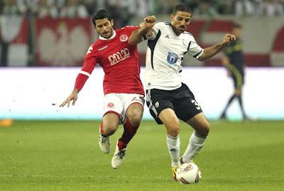 Hapoel Tel Aviv 2 - 0 Legia Warsaw (2)
