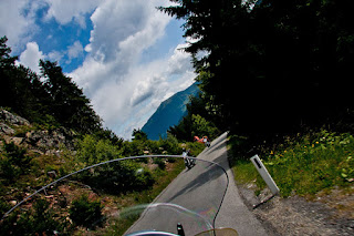 Motorradtour Niederösterreich, Motoradhotel im Wienerwald
