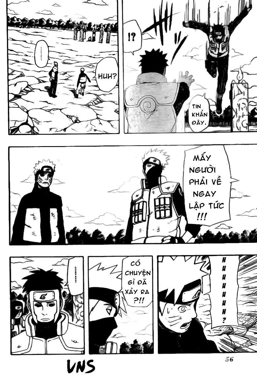 Naruto chap 330 Trang 8 - Mangak.info
