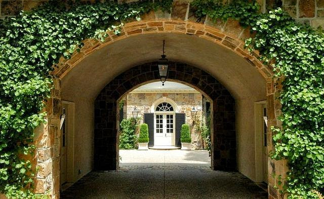 Designing domesticity architectural inspiration the for What is a porte cochere