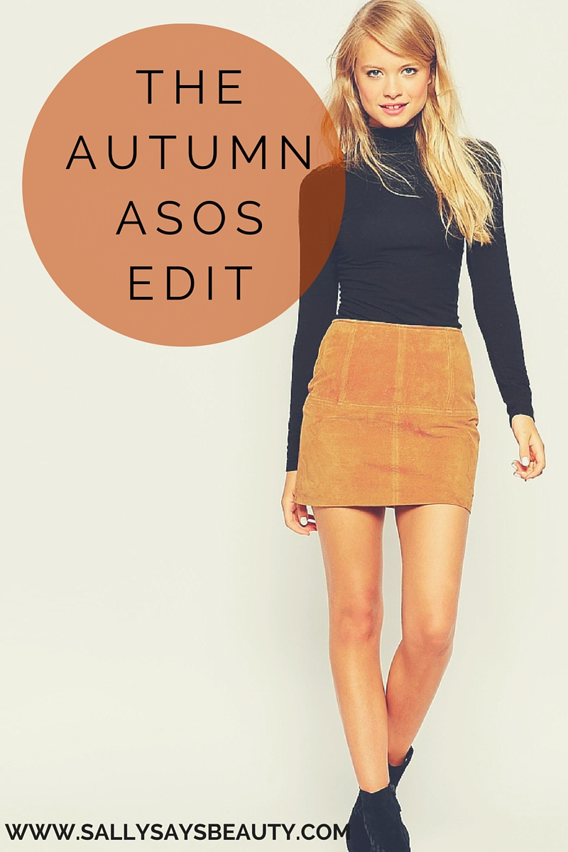 The Autumn ASOS Style Edit