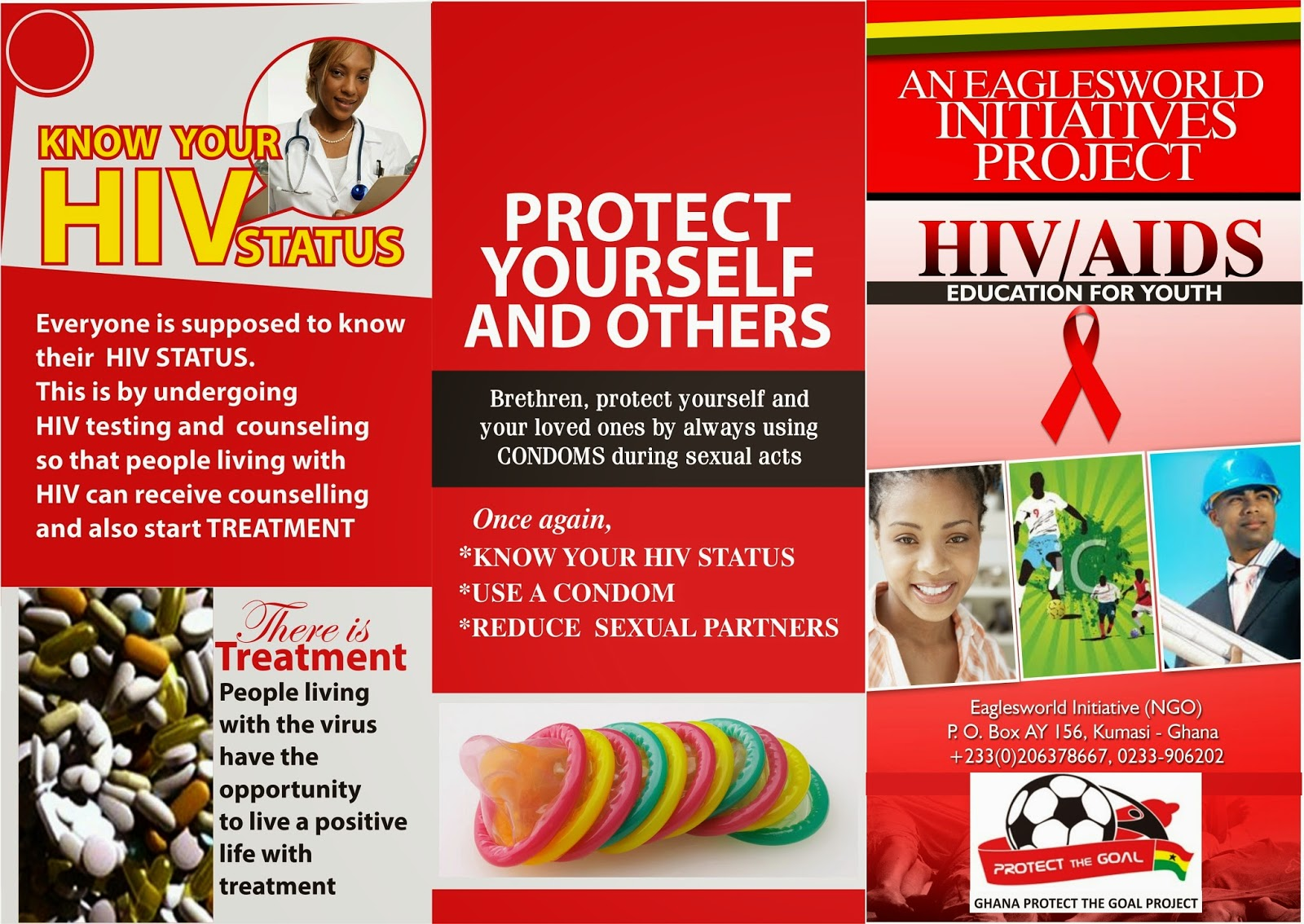 aids brochure template - nayd aids information november 2014