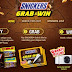 Snickers Grab & Win Contest